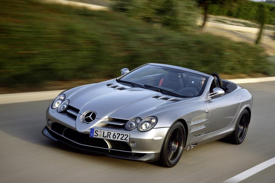2009 mercedes benz slr mclaren overview. Black Bedroom Furniture Sets. Home Design Ideas