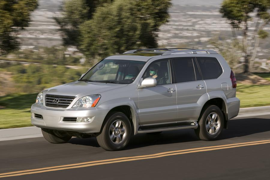 lexus gx 470 sport utility models price specs reviews. Black Bedroom Furniture Sets. Home Design Ideas