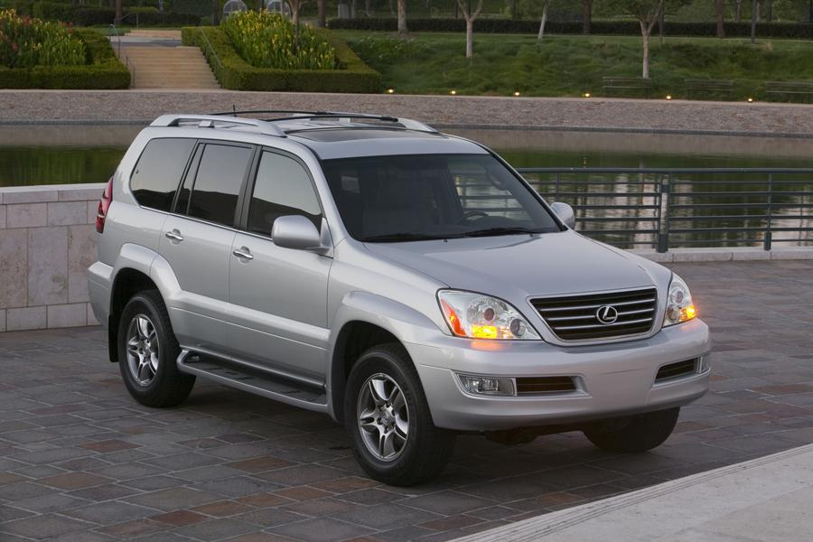 2009 Lexus Gx 470 Specs Pictures Trims Colors Cars Com