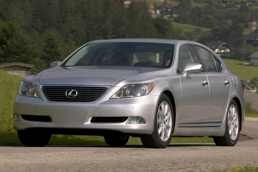 2009 Lexus LS 460 Photo 1 of 14