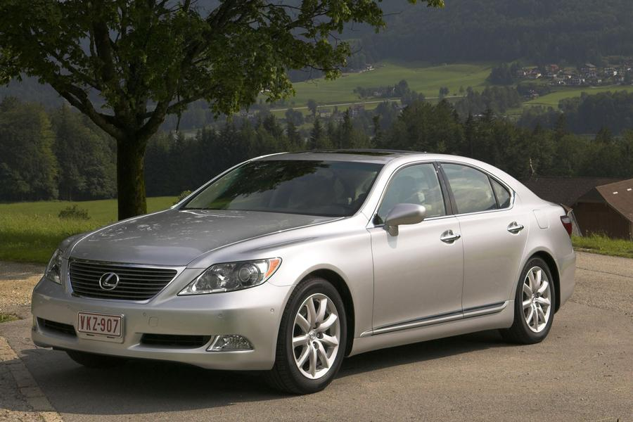 2009 lexus ls 460 overview. Black Bedroom Furniture Sets. Home Design Ideas