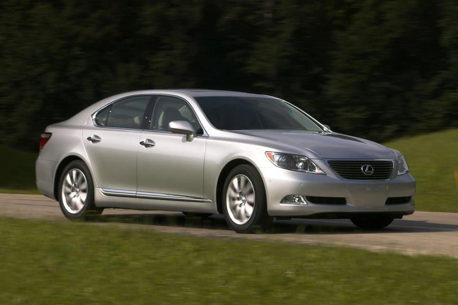 2009 Lexus LS 460 Photo 4 of 14