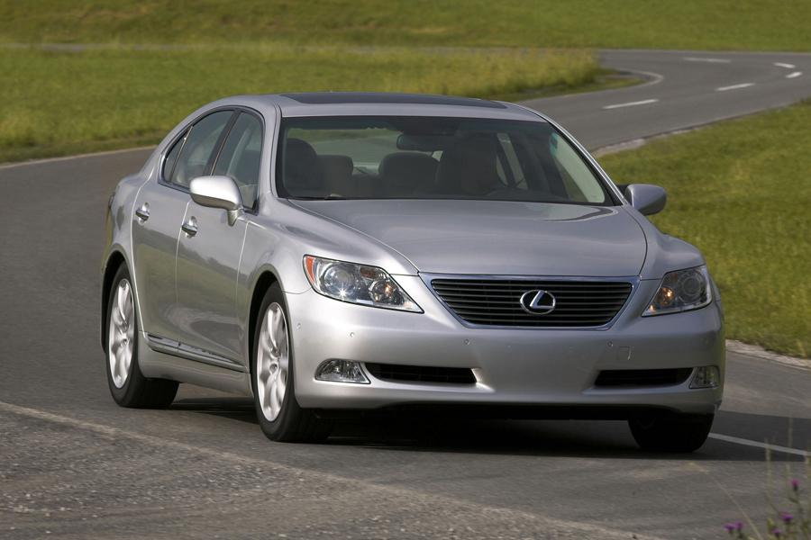 2009 Lexus LS 460 Photo 5 of 14