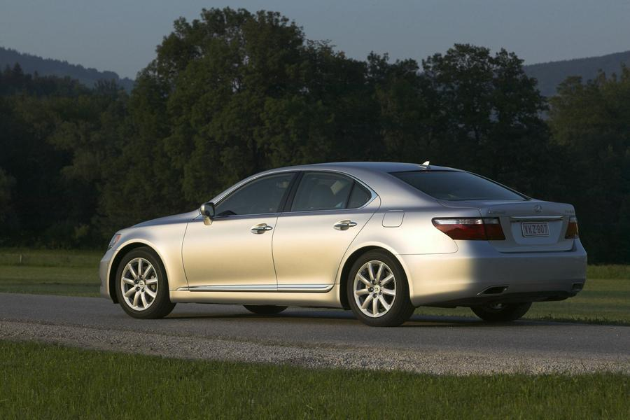 2009 lexus ls 460 reviews specs and prices. Black Bedroom Furniture Sets. Home Design Ideas