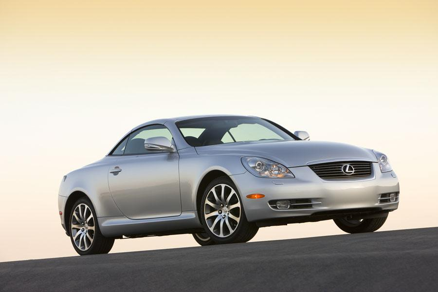 2009 Lexus SC 430 Photo 2 of 15
