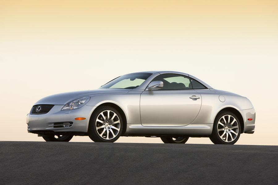 2009 Lexus SC 430 Photo 3 of 15
