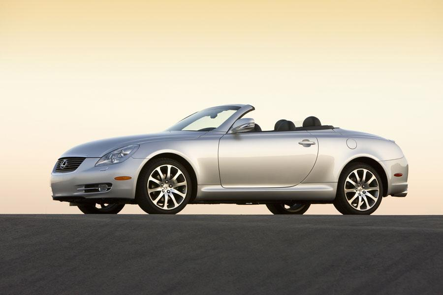 2009 Lexus SC 430 Photo 4 of 15