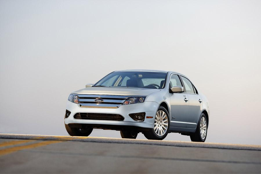 2010 Ford Fusion Hybrid Photo 1 of 21