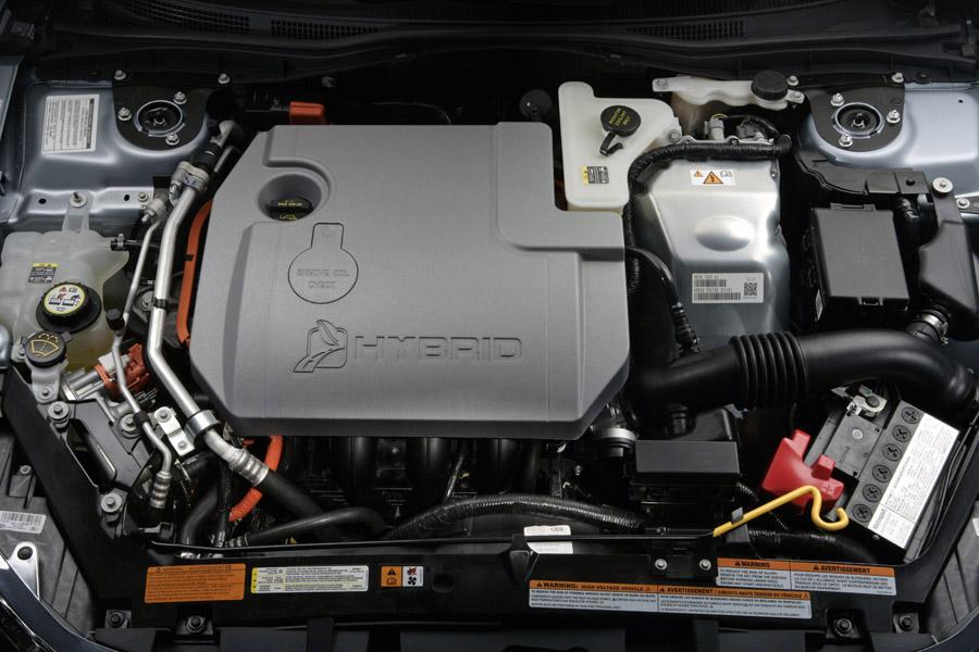 2010 Ford Fusion Hybrid Photo 5 of 21