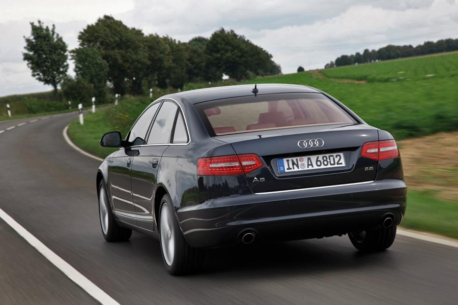 2009 audi a6 reviews specs and prices. Black Bedroom Furniture Sets. Home Design Ideas