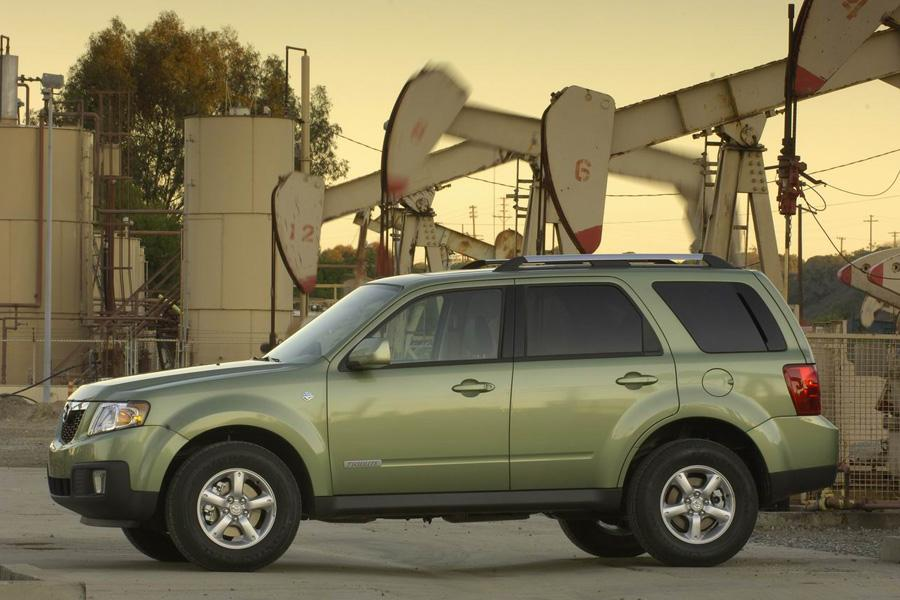 2009 Mazda Tribute Hybrid Photo 2 of 6