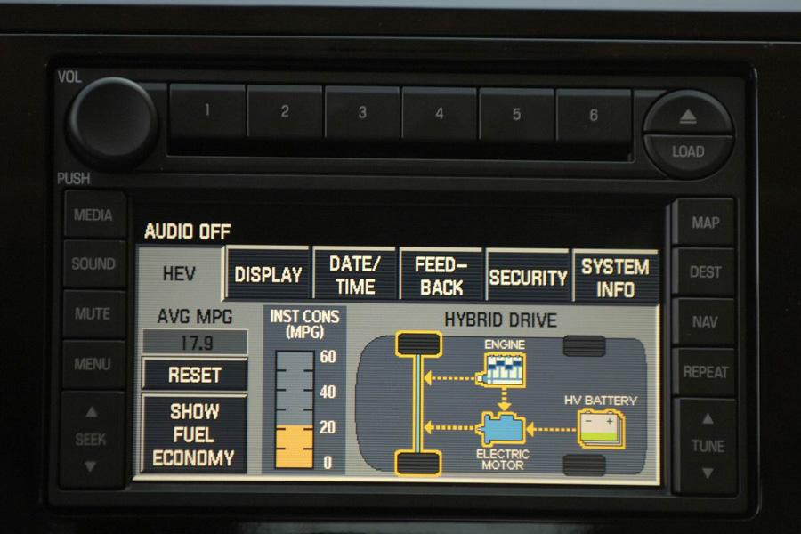2009 Mazda Tribute Hybrid Photo 6 of 6