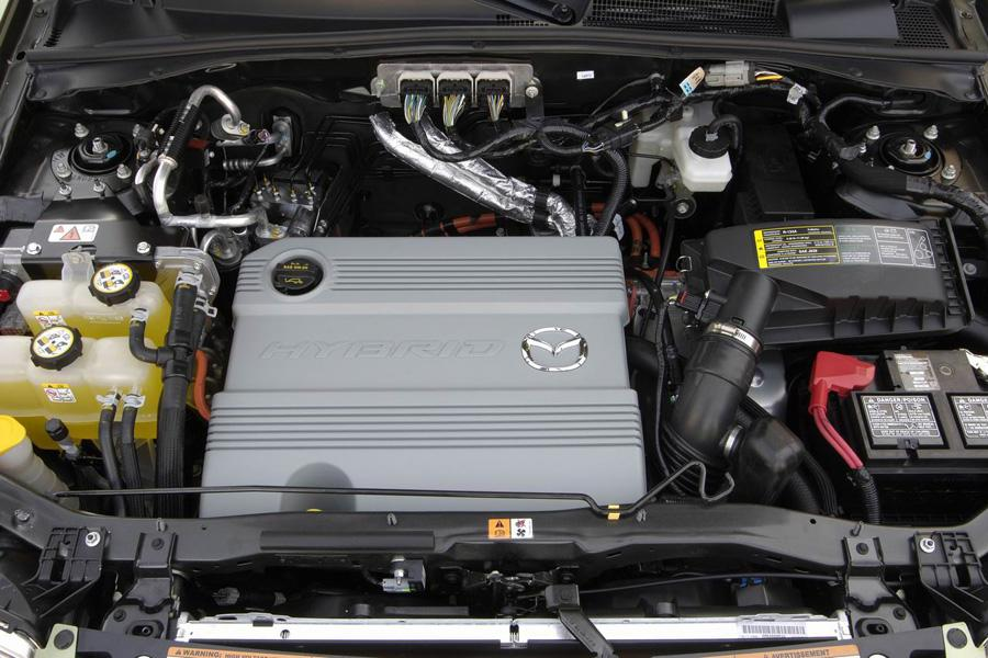2009 Mazda Tribute Hybrid Photo 3 of 6