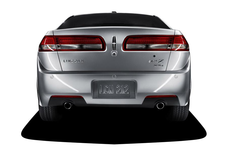 2010 Lincoln MKZ Photo 4 of 40