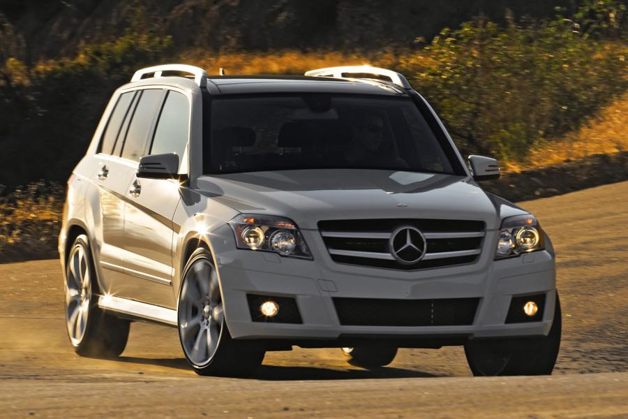 2010 Mercedes-Benz GLK-Class Photo 4 of 20