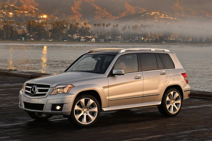 2010 mercedes benz glk class overview. Black Bedroom Furniture Sets. Home Design Ideas