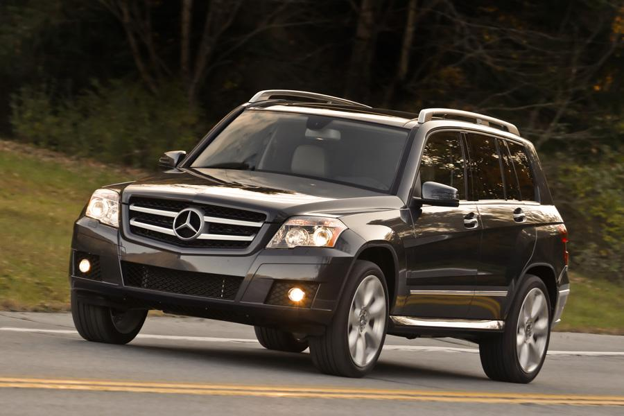 2010 mercedes benz glk class reviews specs and prices. Black Bedroom Furniture Sets. Home Design Ideas
