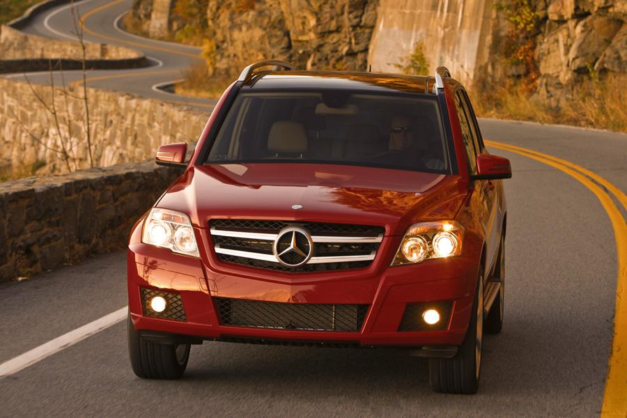 all years - Mercedes Glk Red
