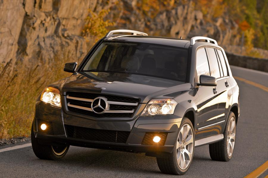 2010 mercedes benz glk class reviews specs and prices for Mercedes benz glk350 price 2013