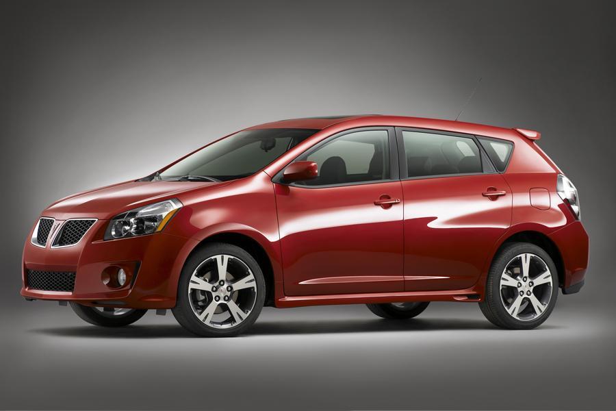 Pontiac Vibe Hatchback - Cars.com Overview | Cars.com