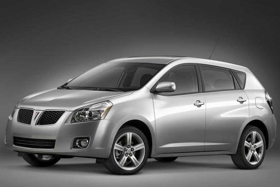 Pontiac Vibe Hatchback Models Price Specs Reviews Cars Com