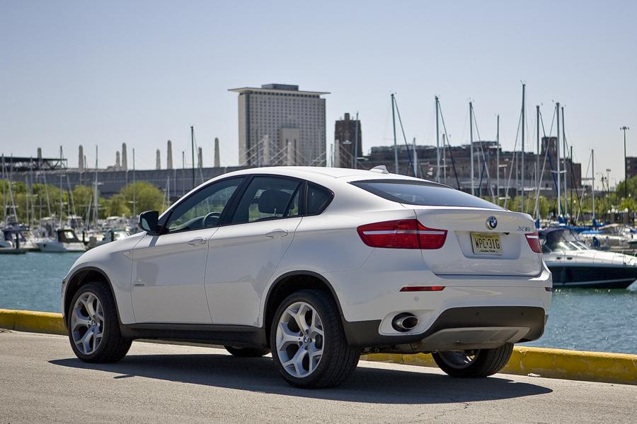 2009 Bmw X6 Overview Cars Com