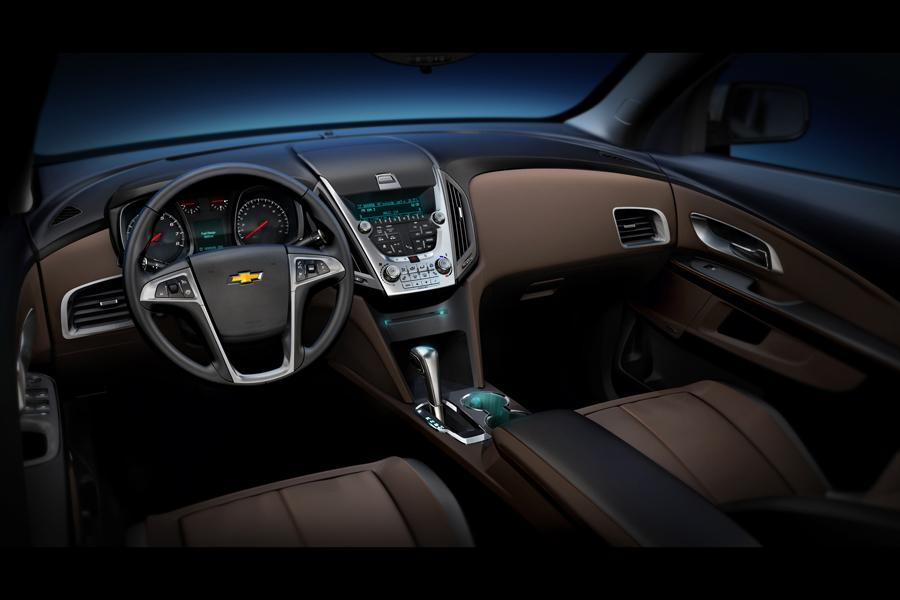 2010 Chevrolet Equinox Specs Pictures Trims Colors