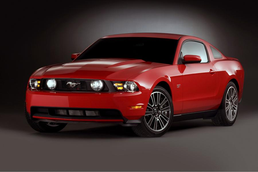 2010 Ford Mustang Photo 1 of 29