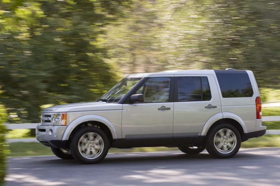 2009 Land Rover LR3 Photo 6 of 19