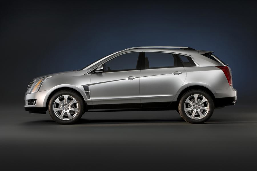 2010 Cadillac SRX Photo 2 of 7