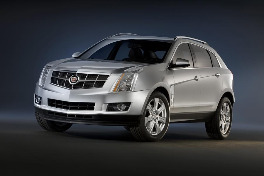 2010 Cadillac SRX Photo 3 of 7