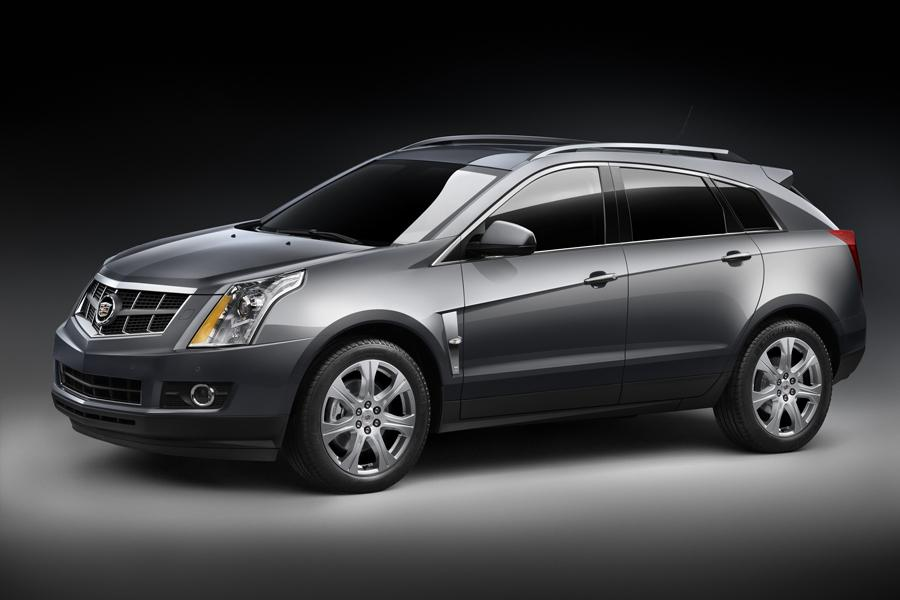 2010 Cadillac Srx Specs  Pictures  Trims  Colors