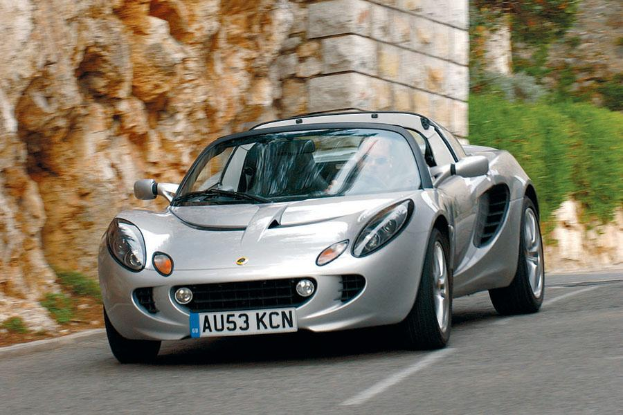2009 Lotus Elise Photo 2 of 10