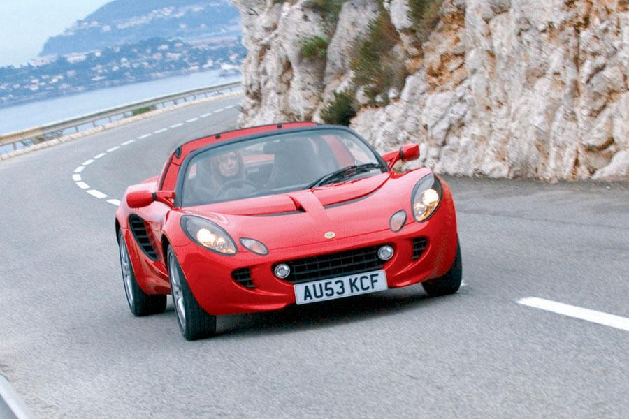 2009 Lotus Elise Photo 3 of 10