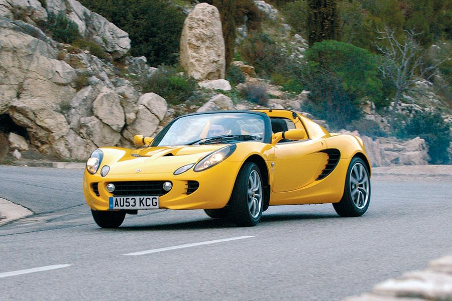 2009 Lotus Elise Photo 6 of 10