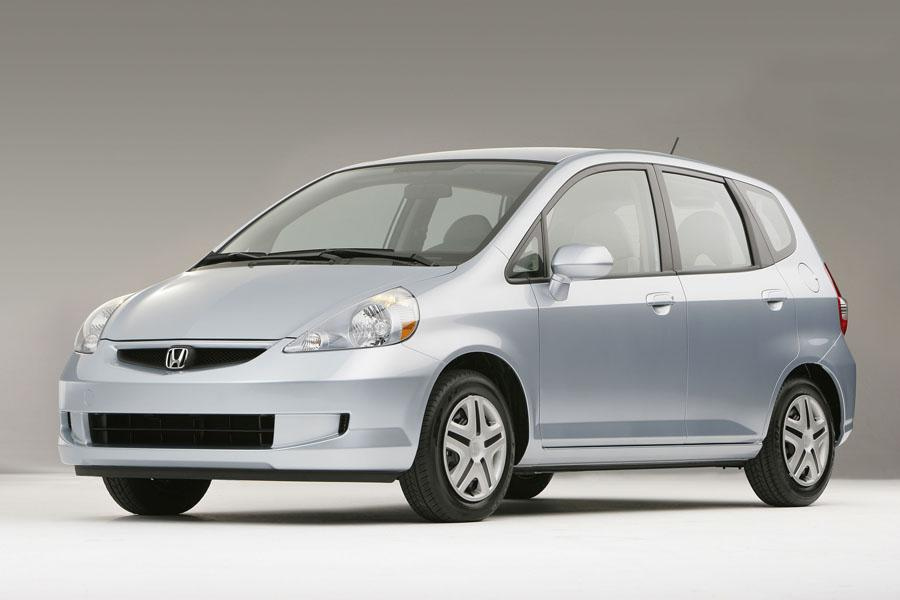 2008 Honda Fit Photo 1 of 8