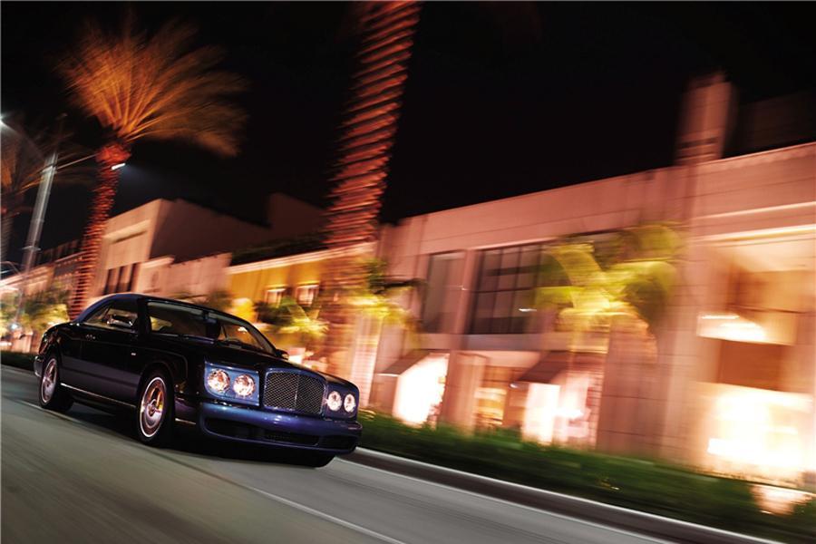2009 Bentley Azure Photo 2 of 6