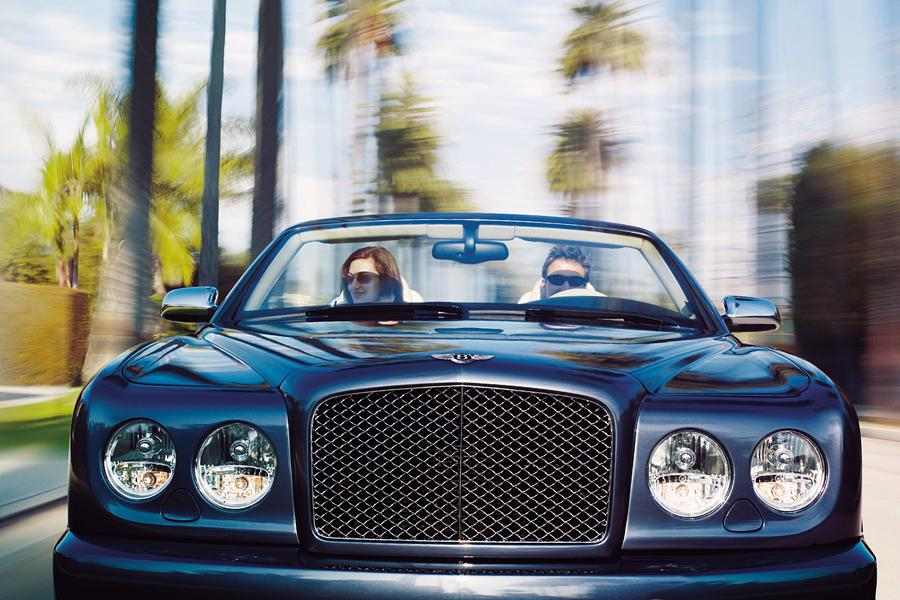 2009 Bentley Azure Photo 3 of 6
