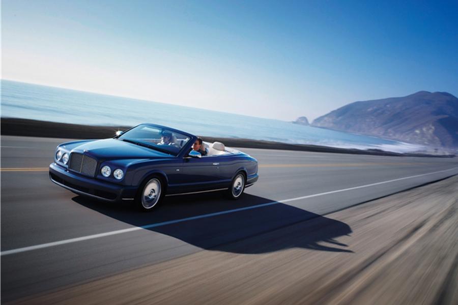 2009 Bentley Azure Photo 4 of 6