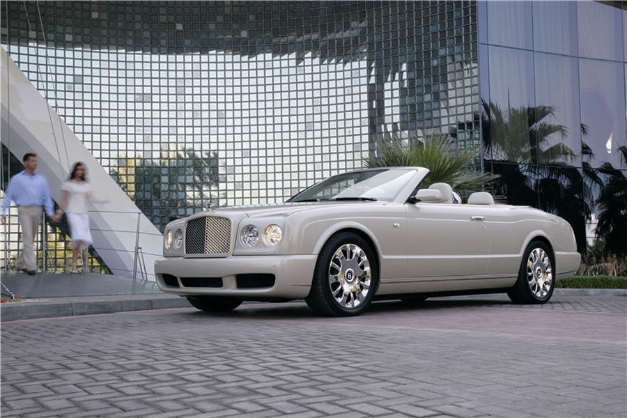 2009 Bentley Azure Photo 5 of 6