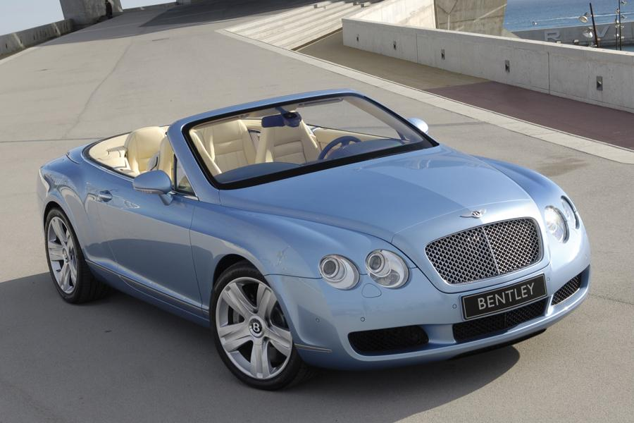 2009 Bentley Continental Gtc Overview Cars Com