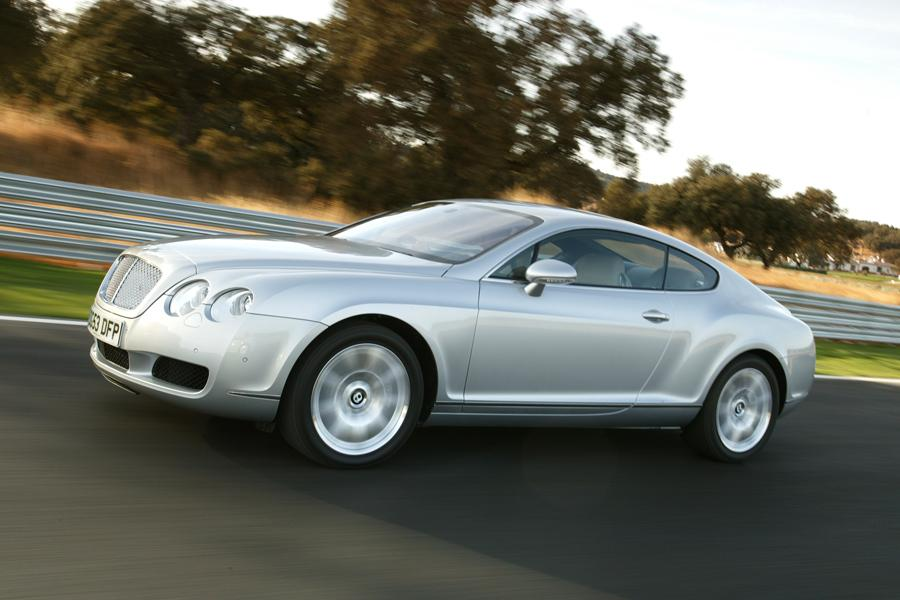 2009 Bentley Continental GT Photo 4 of 7