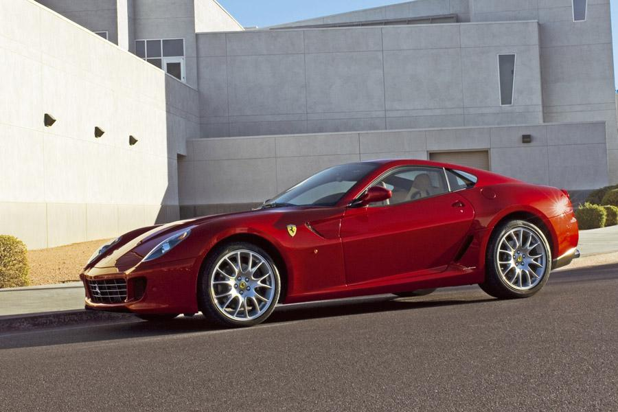 2009 ferrari 599 gtb fiorano overview. Black Bedroom Furniture Sets. Home Design Ideas