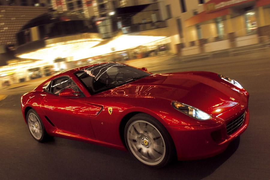 2009 Ferrari 599 GTB Fiorano Photo 4 of 7