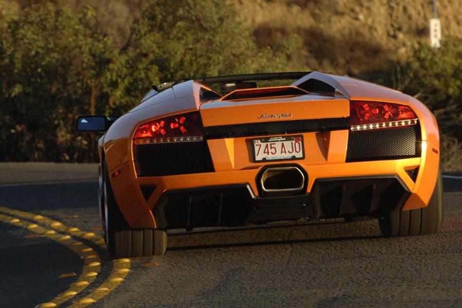 2009 Lamborghini Murcielago Photo 4 of 10