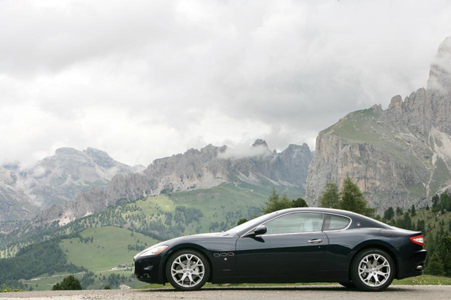 2009 Maserati GranTurismo Photo 3 of 8