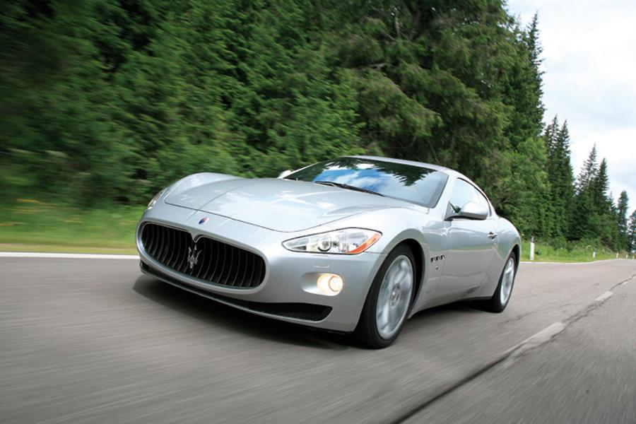 2009 Maserati GranTurismo Photo 5 of 8