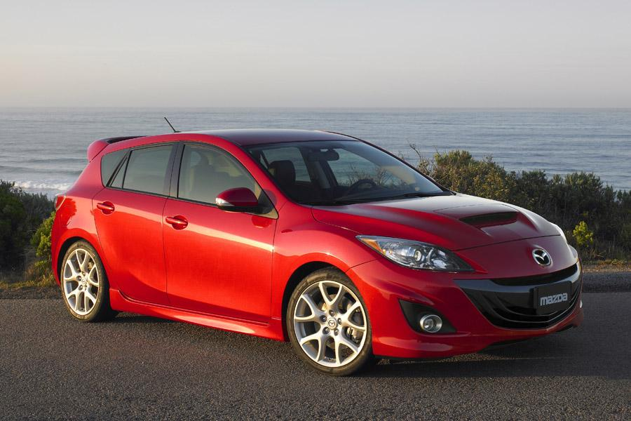 Mazda Speed 3 >> 2010 Mazda Mazdaspeed3 Overview Cars Com