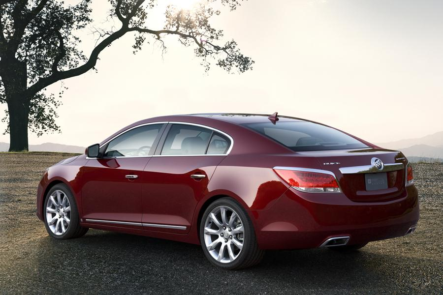 2010 Buick Lacrosse For Sale >> 2010 Buick LaCrosse Reviews, Specs and Prices | Cars.com