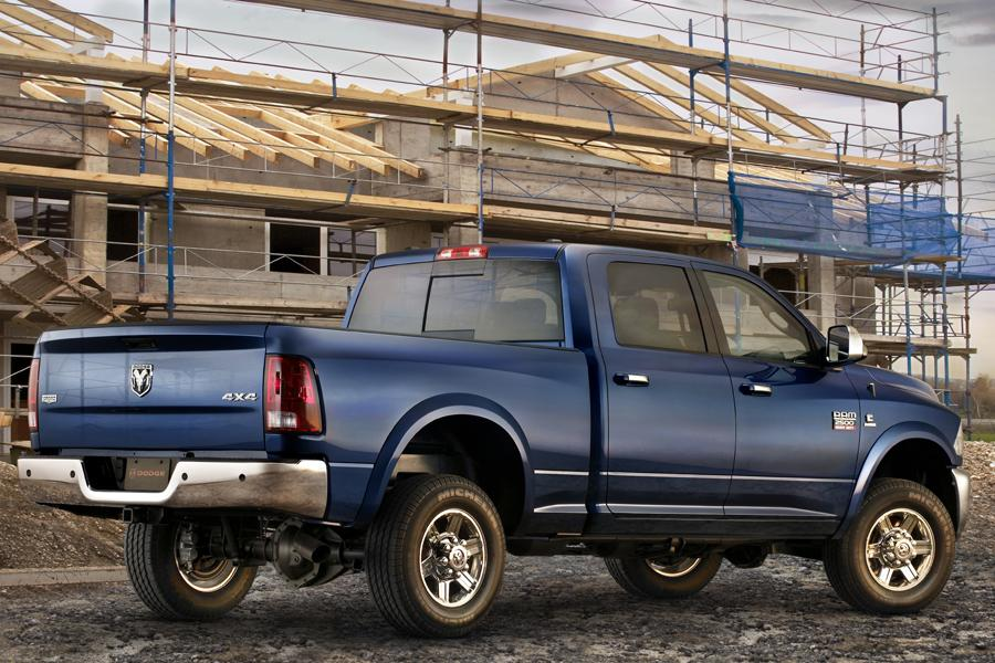 2010 Dodge Ram 2500 Photo 3 of 17